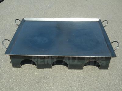 特大 鉄板焼き機 LPG