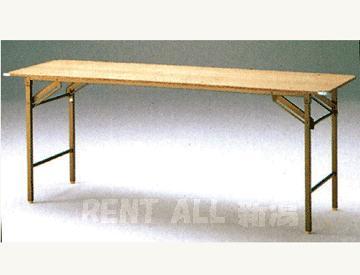 ベニヤテーブル(中棚なし)