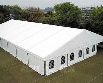 大型テント(アルホールテント・倉庫テント)